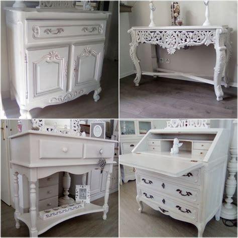 divers meubles romantiques ambiance shabby meubles shabby chic mobilier de salon