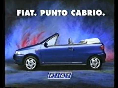 fiat punto cabrio fiat punto cabrio ad 1994