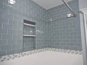 Glass Subway Tile Bathroom Ideas Lush 3x6 Glass Subway Tile Installations Eclectic Bathroom San Francisco By Modwalls