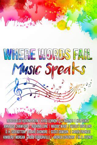 words fail  speaks  dh sidebottom