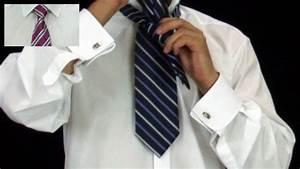 Comment Nouer Une Cravate : comment faire un noeud de cravate windsor youtube ~ Melissatoandfro.com Idées de Décoration