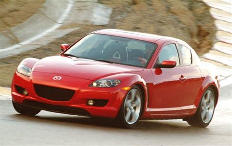 Used 2005 Mazda Rx-8 For Sale