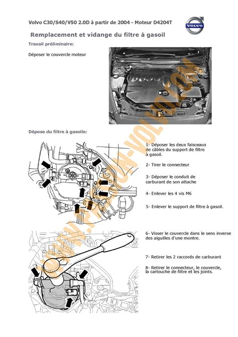 calameo volvo csiiv  dt procedure