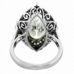 5 carat marquise cut diamond platinum engagement ring boca With marquise cut wedding rings