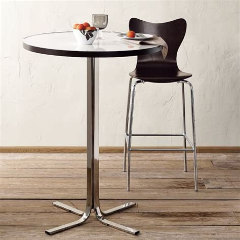 West Elm Scoop Back Chair Assembly by Scoop Back Bar Stool Counter Stool Chocolate West Elm