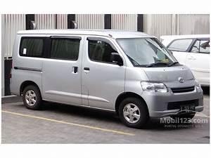 Jual Mobil Daihatsu Gran Max 2015 D 1 3 Manual Van Silver
