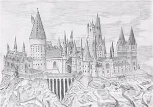 Hogwarts Castle by Skyicok on DeviantArt