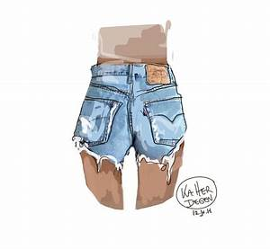 Best 25+ Jeans drawing ideas on Pinterest | Drawing clothes Drawing lessons and Drawing techniques
