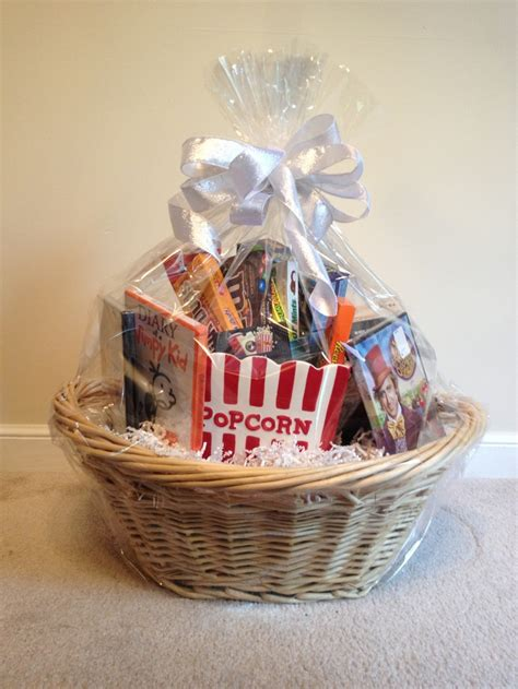 Family Movie Night Basket For Raffle  Gift Basket For. Shower Ideas For Small Bathrooms. Patio Additions Ideas. Patio Balustrade Ideas. Small Bathroom Storage Problems. Affordable Kitchen Cabinets Ideas. Bathroom Ideas With Double Vanity. Bedroom Ideas Purple And White. Bedroom Ideas Using Duck Egg Blue