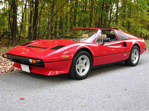 308 Gts Quattrovalvole by 1985 308 Gts Quattrovalvole For Sale Classiccars