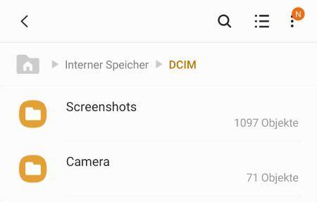 android screenshots auf sd karte speichern touchtippsde