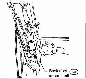 Back Power Door Works From Remote And Inside Switches  But