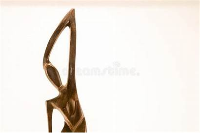 Statue Wooden Afrikaans Standbeeld Houten Africaine Bois