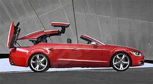 Audi A7 Coupe And Cabriolet Renderings News