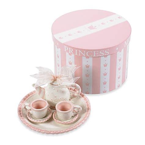 mud pie  princess tea set bed bath
