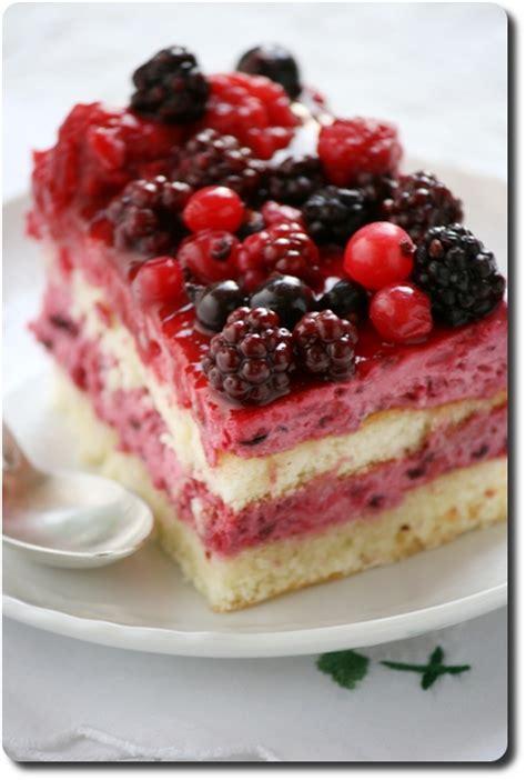 desserts aux fruits rouges entremets 224 la mousse de fruits rouges savoirs et saveurs