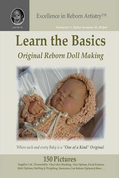 learn  basics original reborn doll making