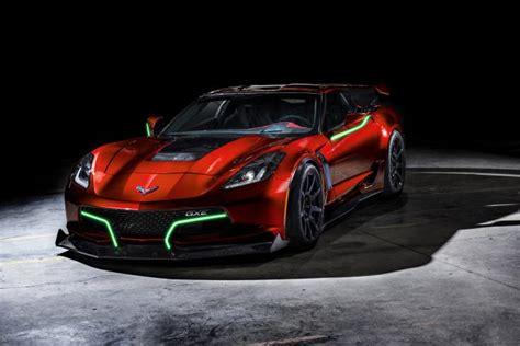 corvette based electric supercar     hp gm