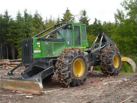 Maine Logging Equipment 3 - YouTube