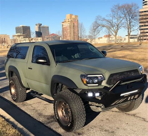 Toyota Tacoma Shell by Cer Shell 2012 Toyota Tacoma Lifted For Sale