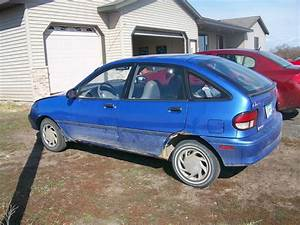 1995 Ford Aspire Top Speed