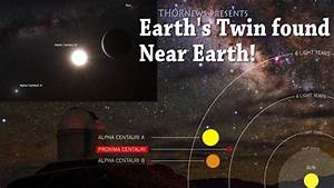 Twin Earth Discovered Near Our Solar System