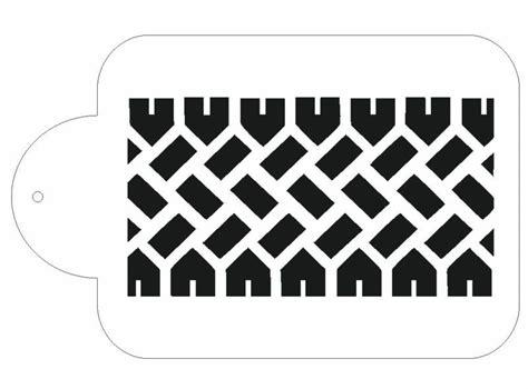 tire stenciel template tire track tread stencil for the designer crafts for
