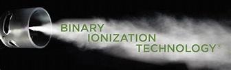 Binary Ionization Technology Logo | TOMI Environmental ...
