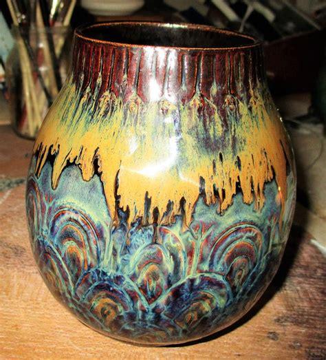 textured amber brown  ancient jasper  duncan opal