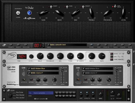 Scuffham Amps Releases S-gear