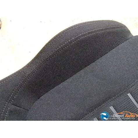 tissus siege auto siege avant tissus noir peugeot 308 phase 2