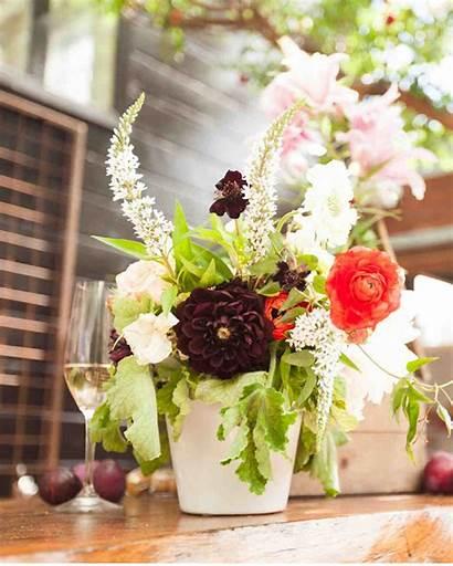 Bridal Shower Flower Centerpieces Arrangement Lund Alicia