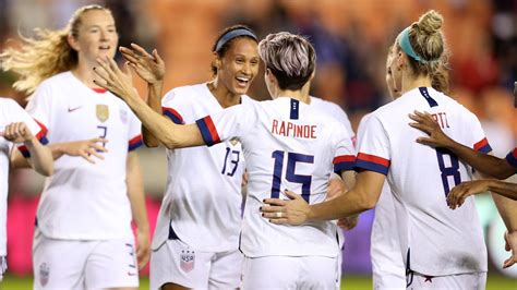 USWNT defeats Haiti 4-0 in opening match of 2020 Concacaf ...