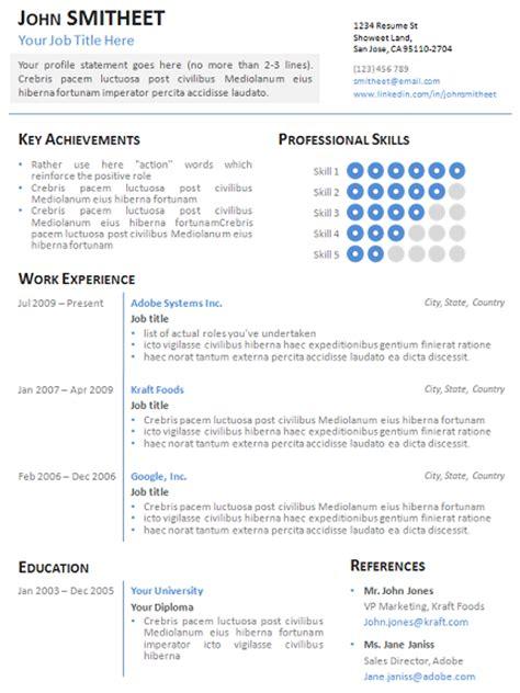 resume one page myth resume sle cv ppt essay source1recon