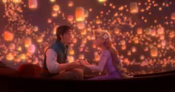 Princess Night Light Lamp by Rapunzel And Flynn From Disney S Tangled Movie Desktop