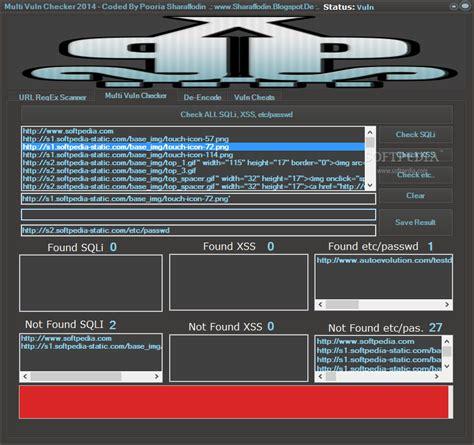 Download Multi Vuln Checker 2014 2.0.0.0