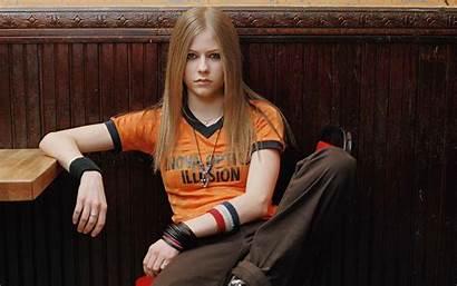 Avril Lavigne Singer Hollywood Punk Actresses Pop