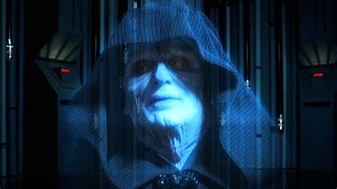 darth sidious hologram hd wallpaper background image