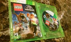 Jurassic Park Game Xbox 360