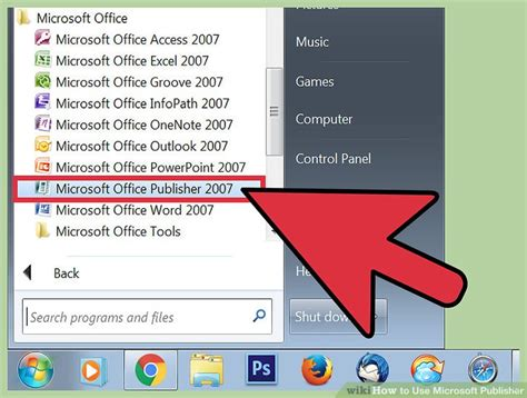 How To Use Microsoft Publisher (with Pictures)