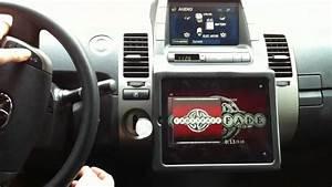 Ipad Installation In Toyota Prius