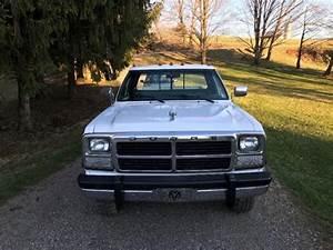 1993 Dodge Ram 250 Cummins Diesel 5 Speed No Reserve   For