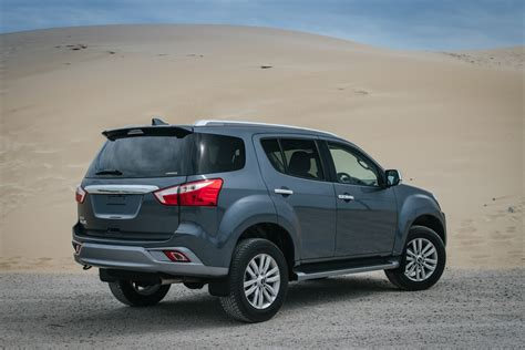 Isuzu Mux Picture by Confirmed Isuzu S Fortuner Rival Is Coming To Mzansi