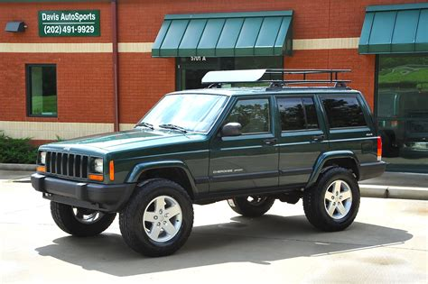 jeep cherokee chief xj 2000 jeep cherokee xj pictures information and specs