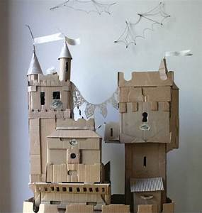 chateaux a construire en carton With beautiful faire une maison en 3d 9 fabriquer un chateau en carton