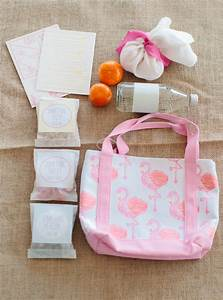 Guest post how to make destination wedding gift bags for Destination wedding gift bags