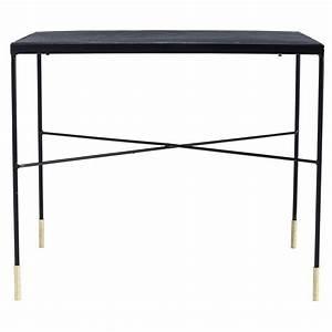 Table Basse Industrielle Carrée : table basse carree industrielle acier vintage house doctor ox ~ Teatrodelosmanantiales.com Idées de Décoration