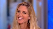 Ann Coulter Barely Defends Trump on 'The View': He 'Doesn ...