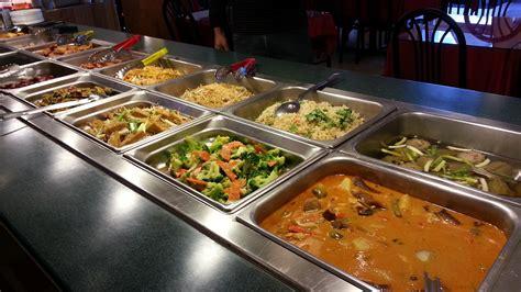buffet cuisine mami eggroll on market cambodian