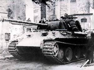 German Panther Tank, German, Germany, Panther, Panzer ...